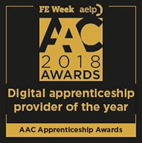 Digital Apprenticeship Provider of the Year 2018